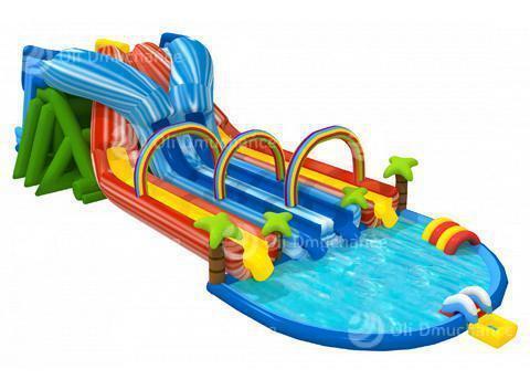 Dmuchaniec wodny Slide