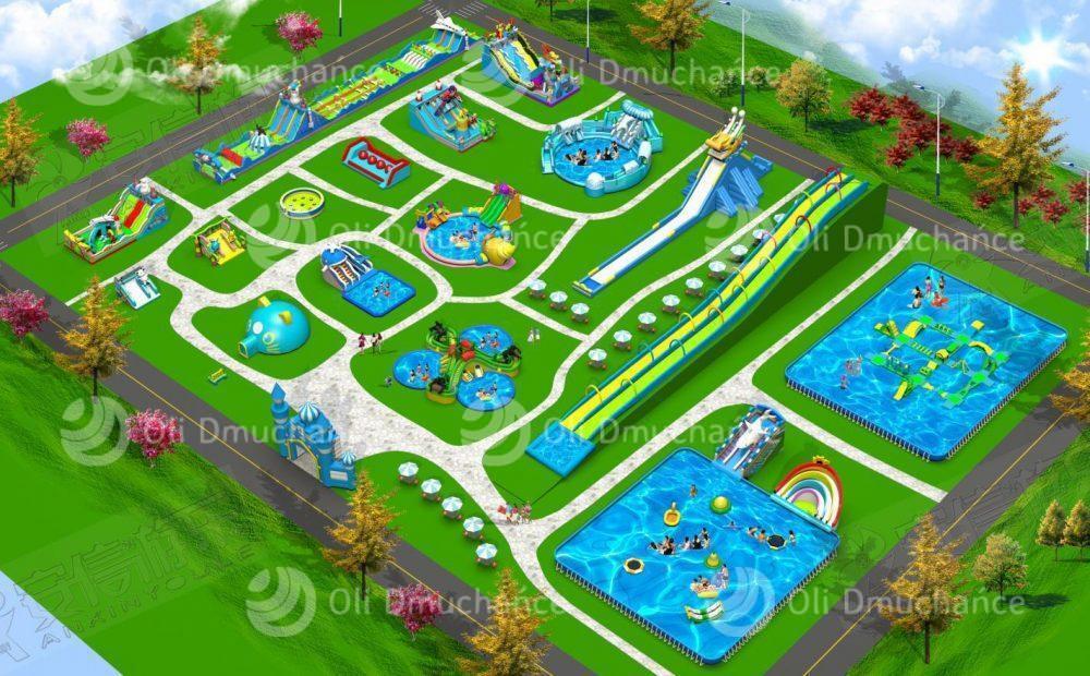 Park wodny OLAX-PA 6