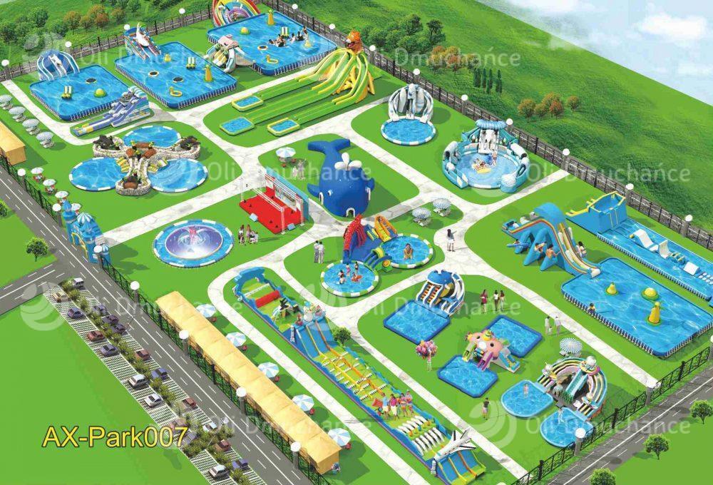 Park wodny OLAX-PA 7