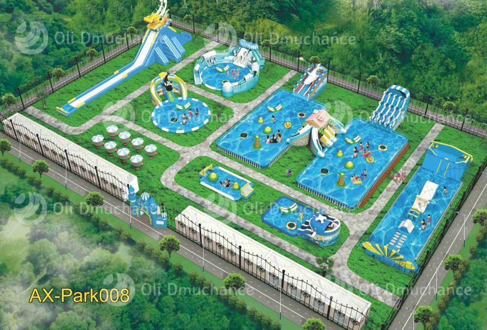 Park wodny OLAX-PA 8