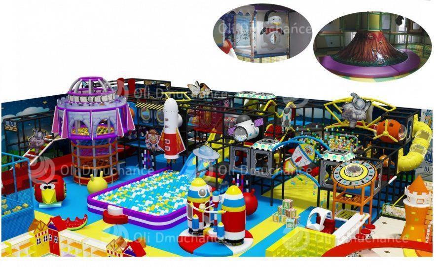Sala zabaw Space