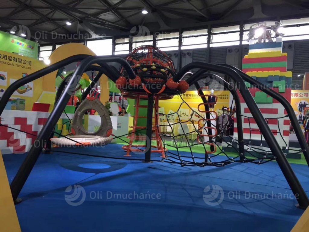 Innowacyjny plac zabaw