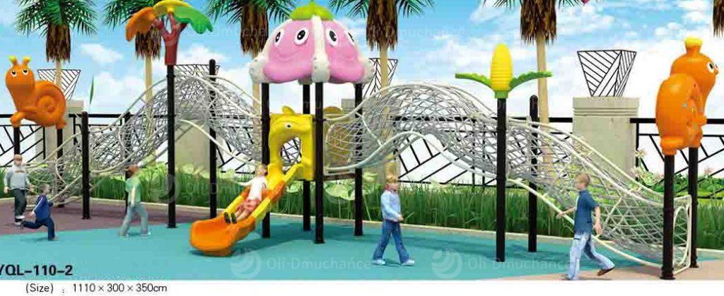Zaawansowany plac zabaw