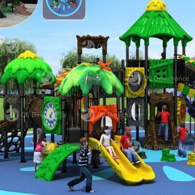 Plastikowy plac zabaw dla dzieci. Dlaczego warto go mieć?
