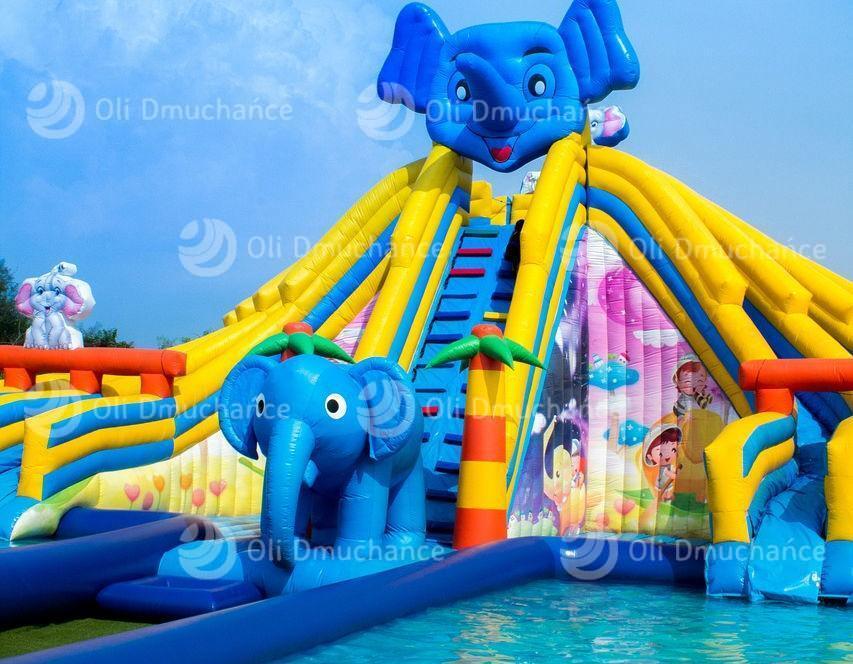 Pomysł na biznes: park rozrywki dla dzieci