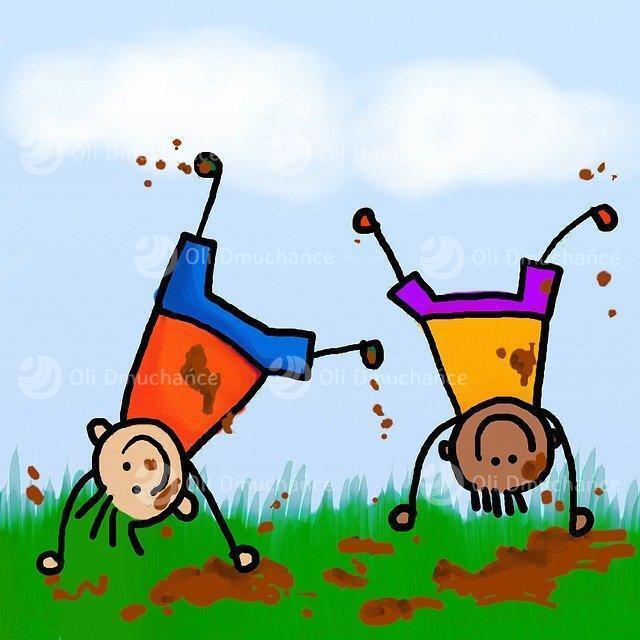 Zabierz dziecko na plac zabaw i naucz go żyć inaczej!