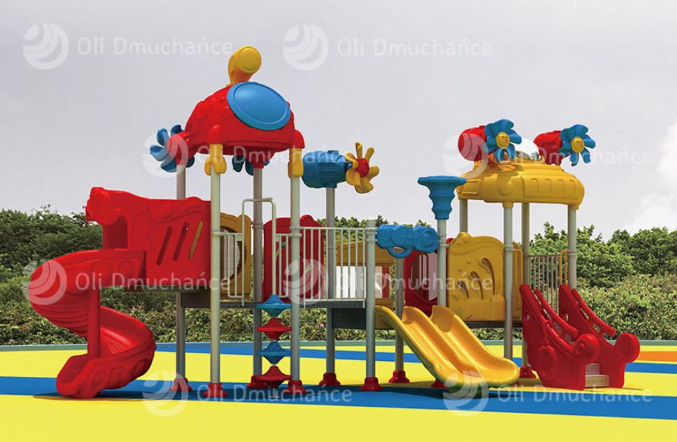 Plac zabaw w żłobku i przedszkolu — co powinno się na nim znaleźć?