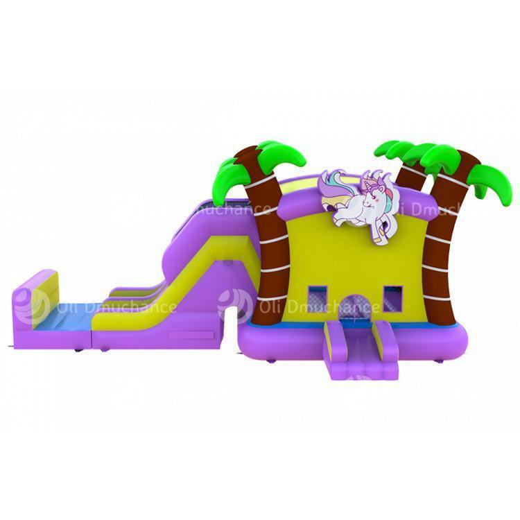 Zamek dmuchany Pony 2