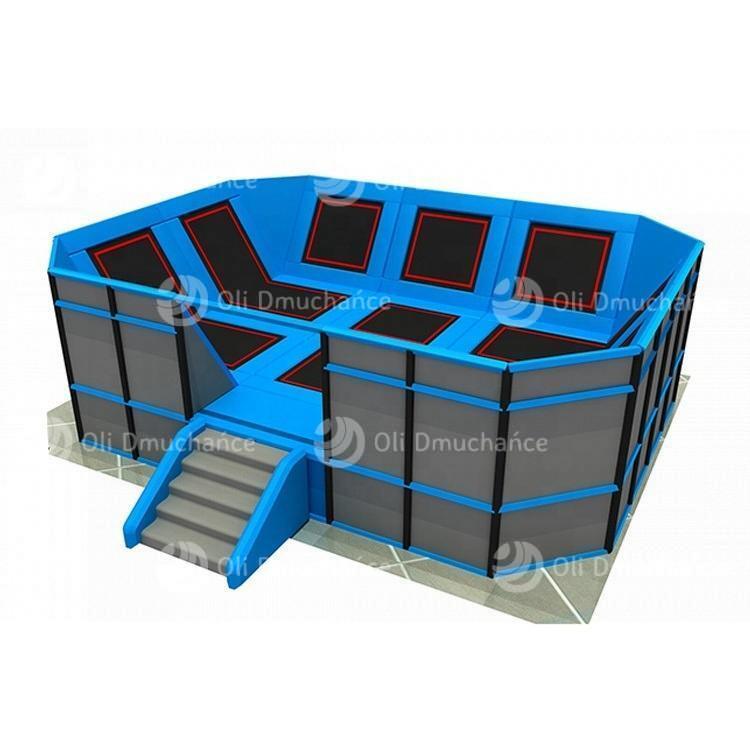 Park trampolin Arena Gladiatorów