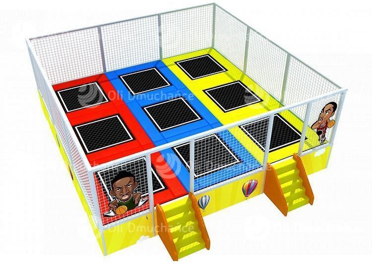 Park trampolin Trzy Kolory